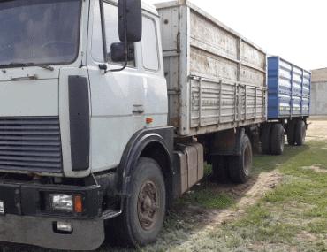 Зерновоз МАЗ - выкуп в Санкт-Петербурге