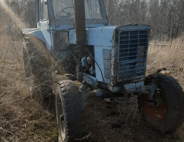 Трактор МТЗ-80 - выкуп в Санкт-Петербурге