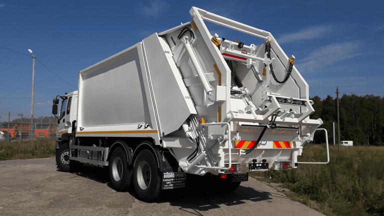 Виды мусоровозов и их особенности